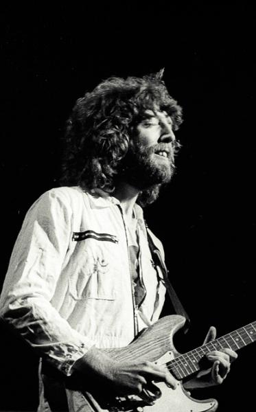 Steve Hillage at Glastonbury 1979