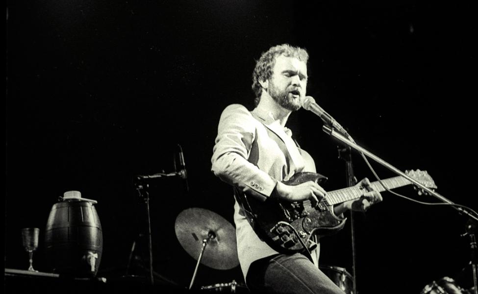 John Martyn at Glastonbury 1979
