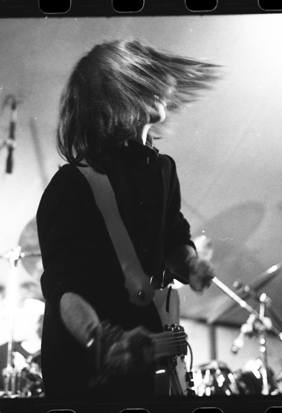 Kevin Weatherill of Immaculate Fools live in 1985