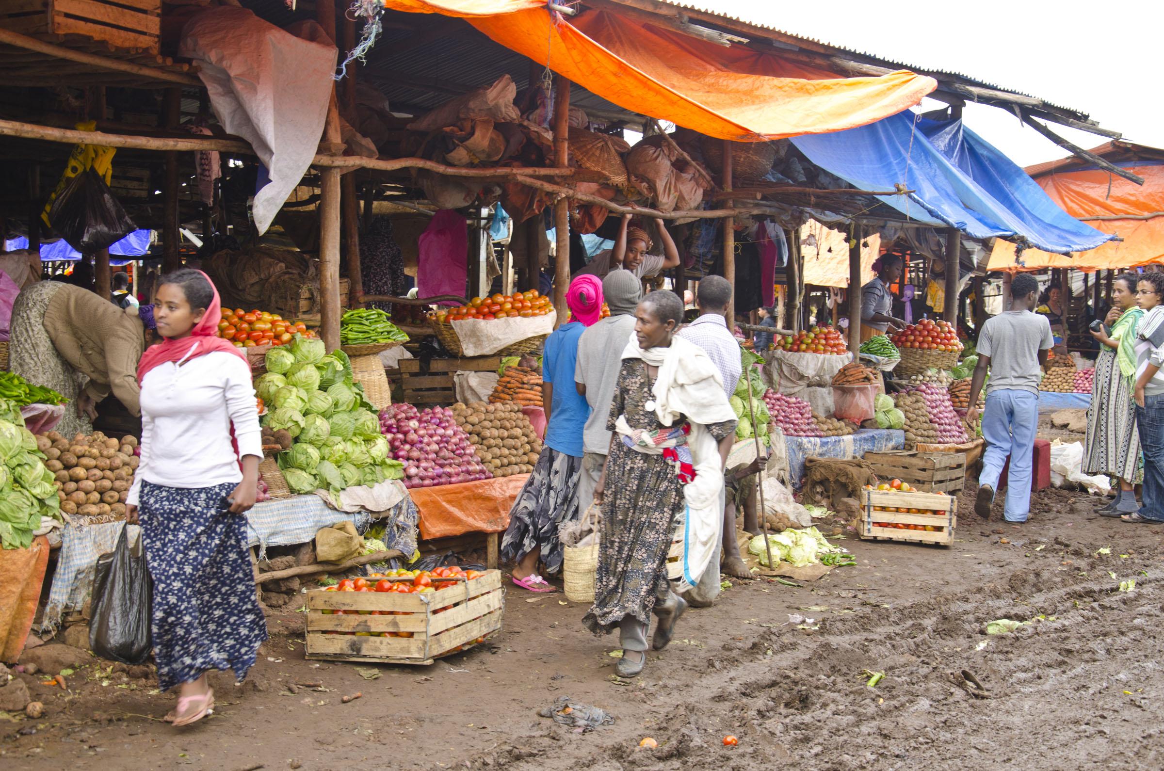Ethiopia Leo Lyons Photography Wiring Money To Ethiopian Market Scene Bahir Dar