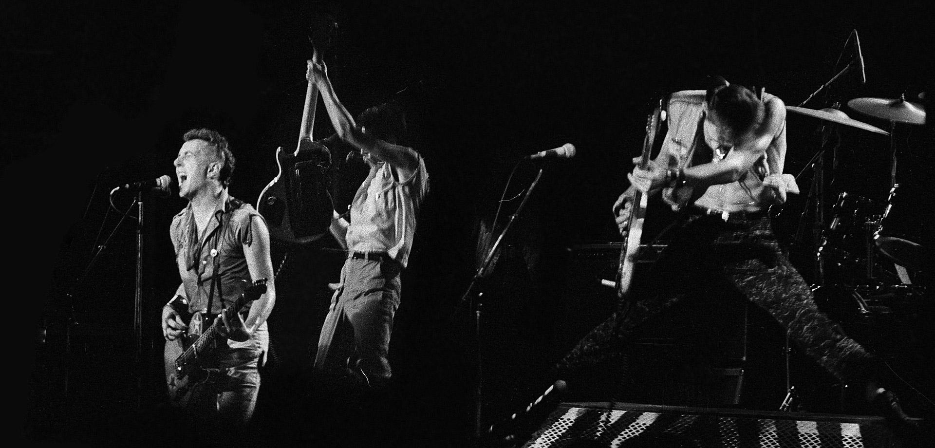 Clash at the Fair Deal Brixton 1983
