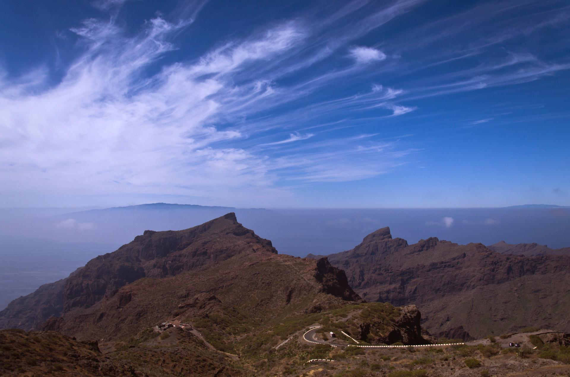 Landscape, La Gomera