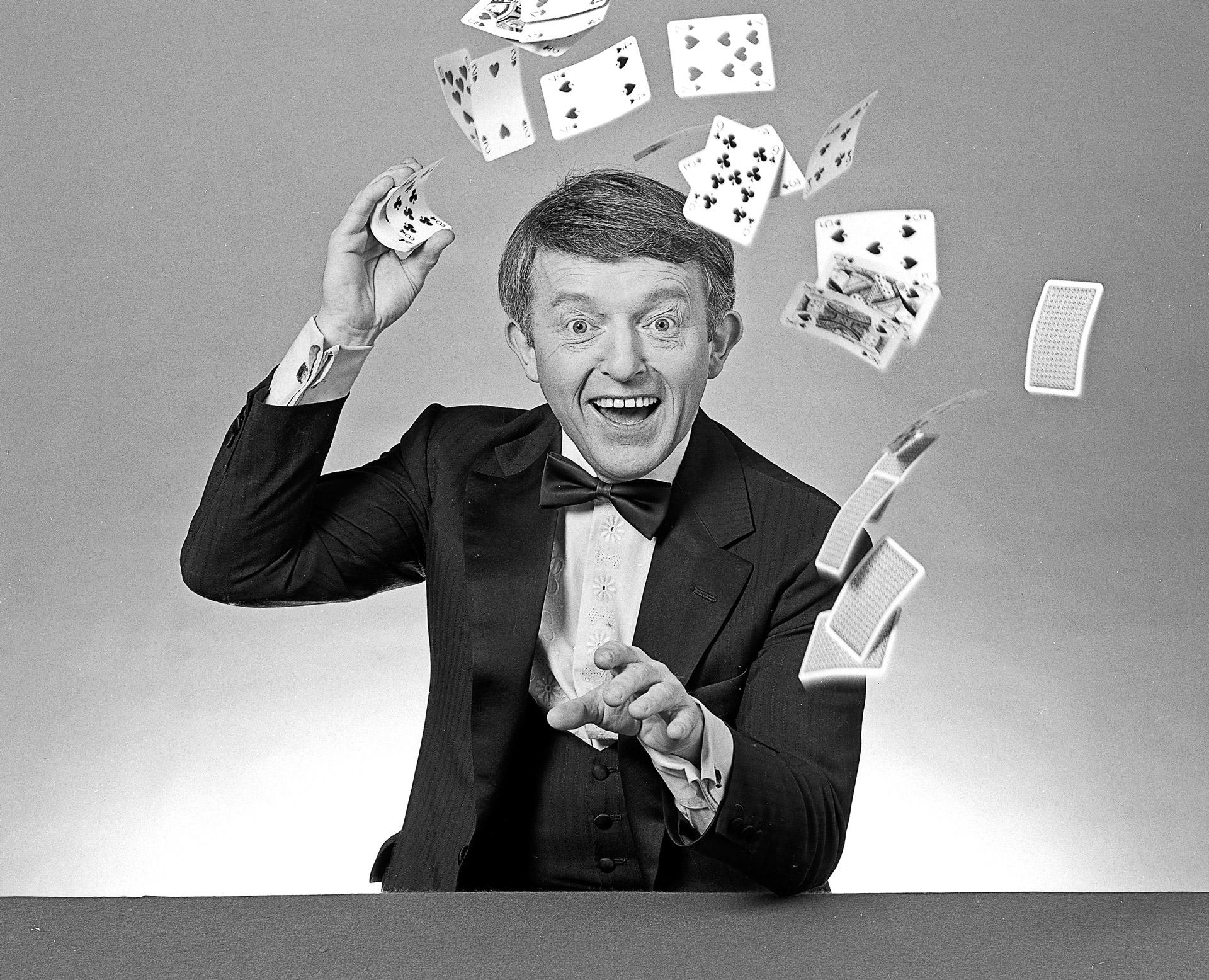 Paul Daniels, Magician