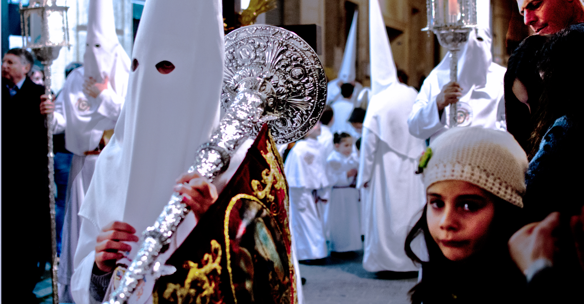 Semana santa, Almeria, Spain